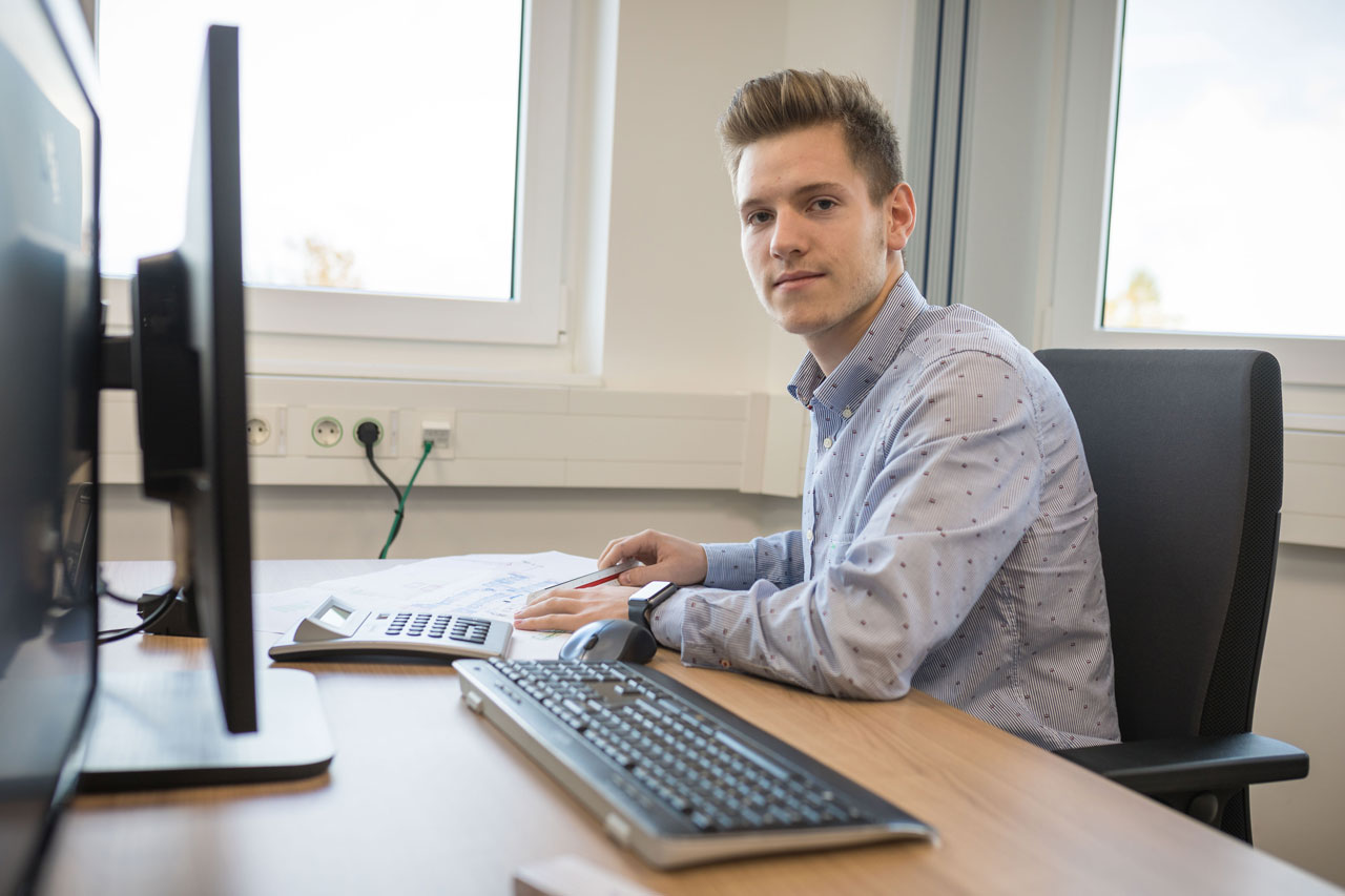 Mitarbeiter Sascha Estel - Vertriebsassistent