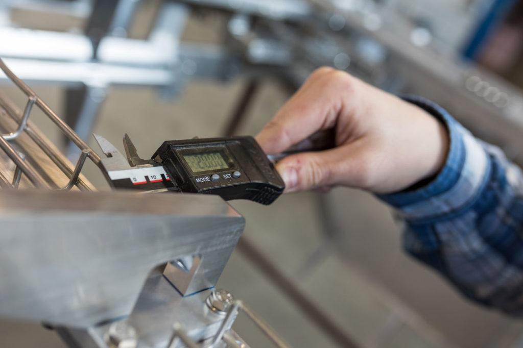 Unternehmen Qualität Messgerät
