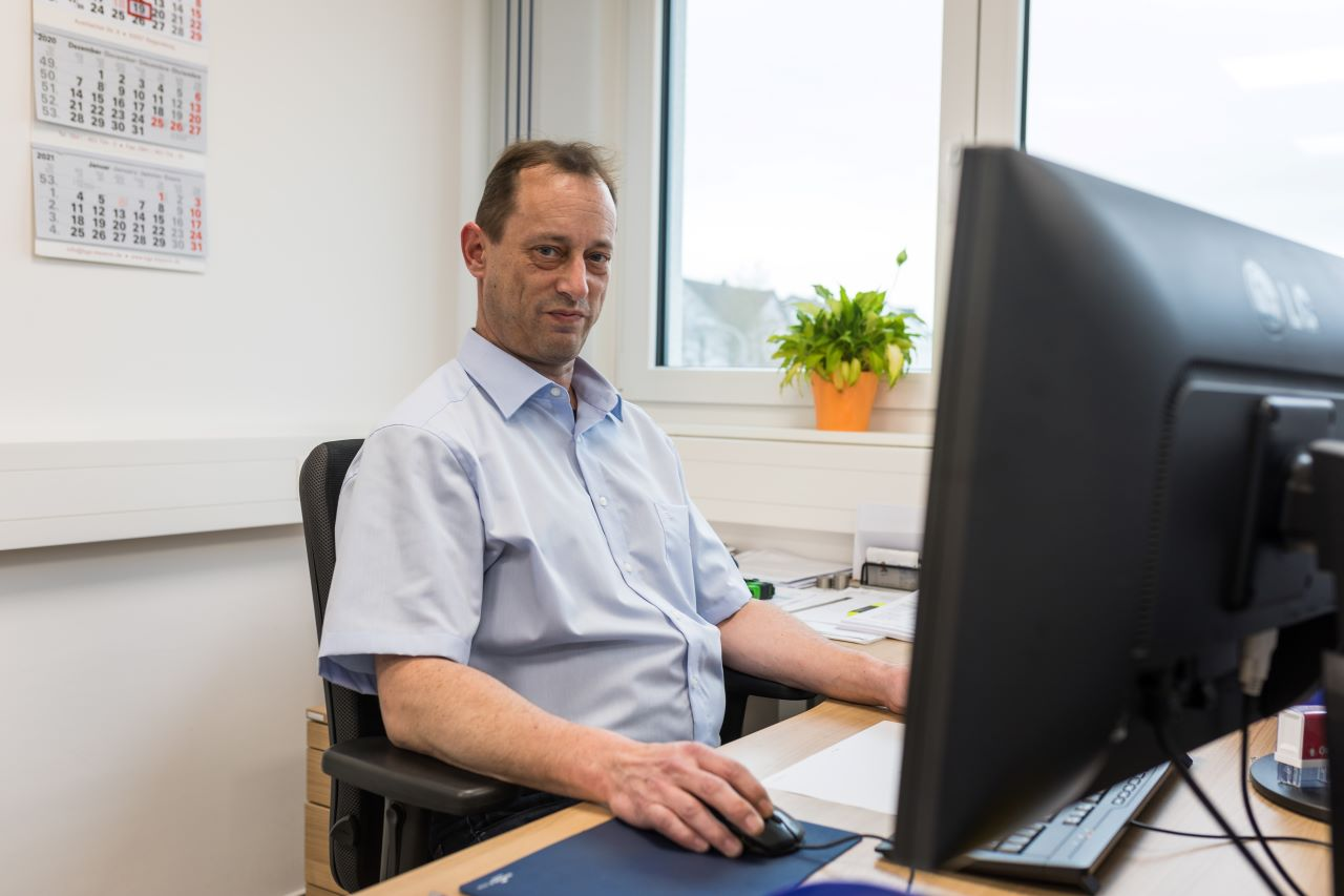 Mitarbeiter Holger Buder - Einkauf