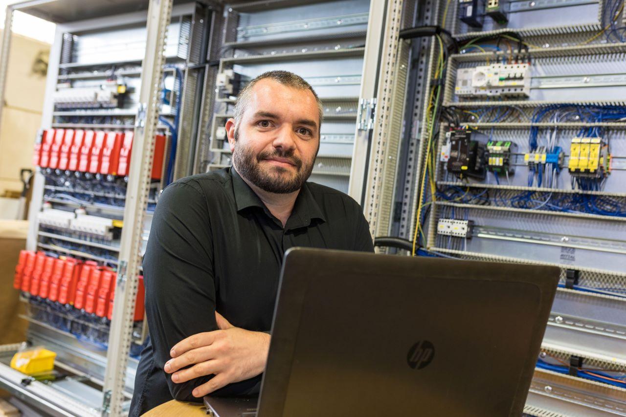 Mitarbeiter Tobias Schiposch - Leiter Softwareentwicklung